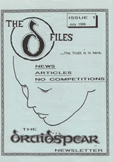 D Files Cover 1